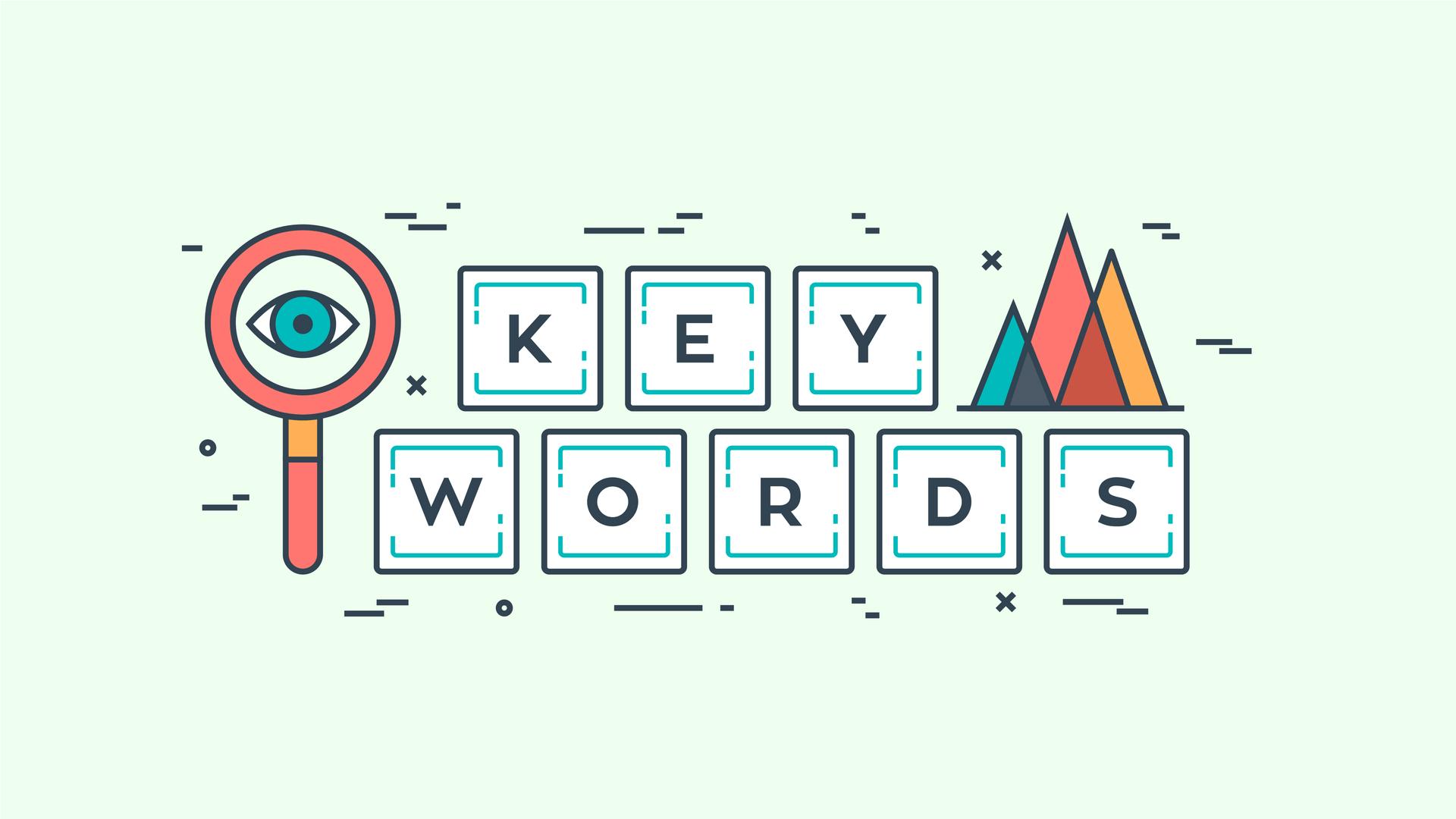 انتخاب بهترین کلمه کلیدی در وردپرس