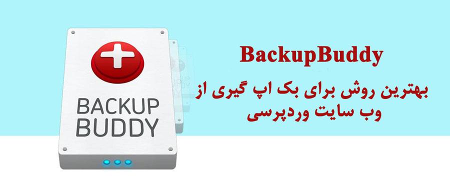 بک آپ گیری از وب سایت با backupbuddy